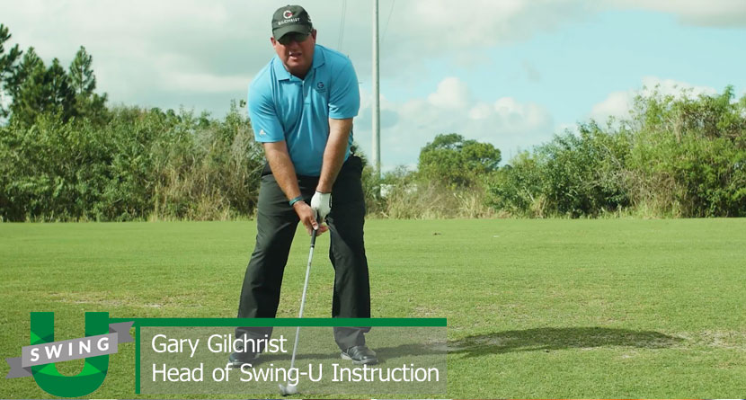Adjust to Hit a Ball Below Your Feet