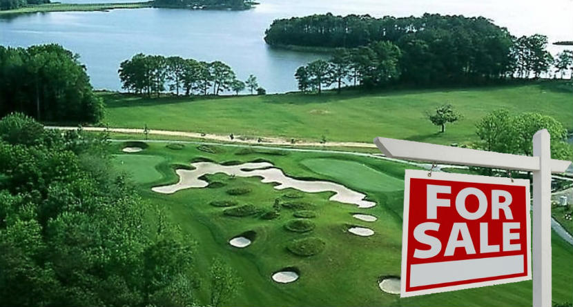 10 Gorgeous Golf Courses For Sale