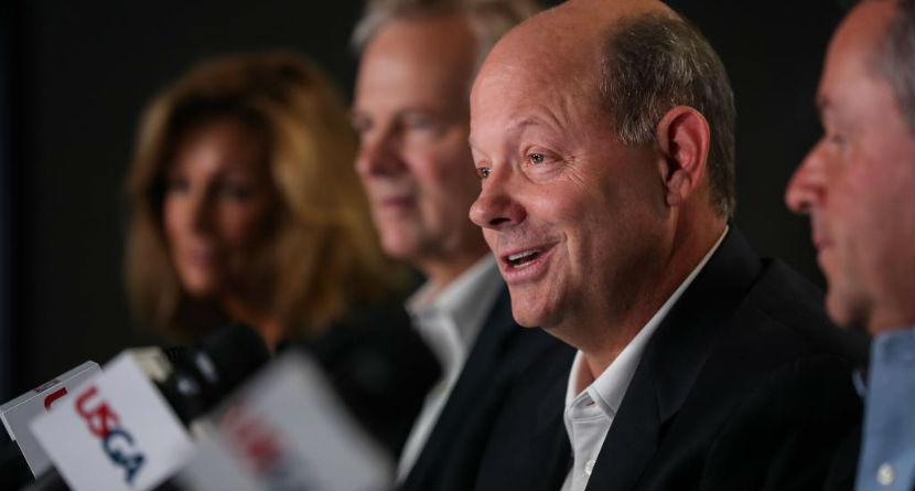 "USGA's Mike Davis: Fast Greens Are ""Bad For Golf"""