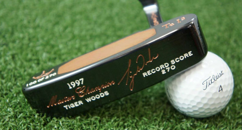 10 Outrageously Expensive Putters