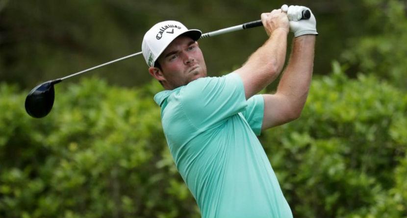 Report: PGA Tour Rookie Fires Caddie Mid-Round