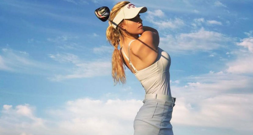 You Could've Played With Paige Spiranac – Page 4