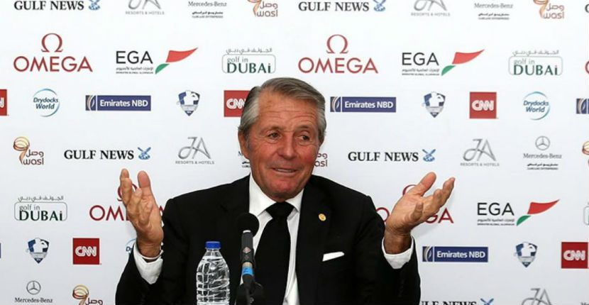Player Argues He Holds Senior Tour Major Record