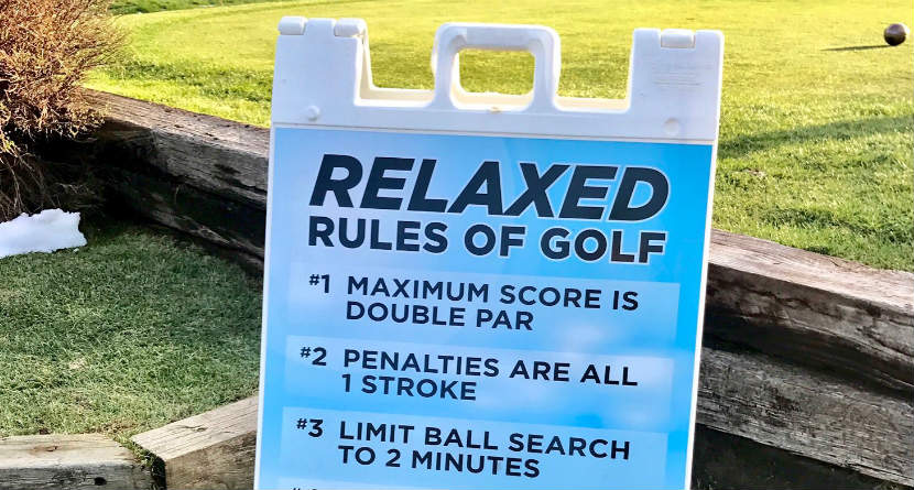 Relaxed Rules are Real and They are Spectacular