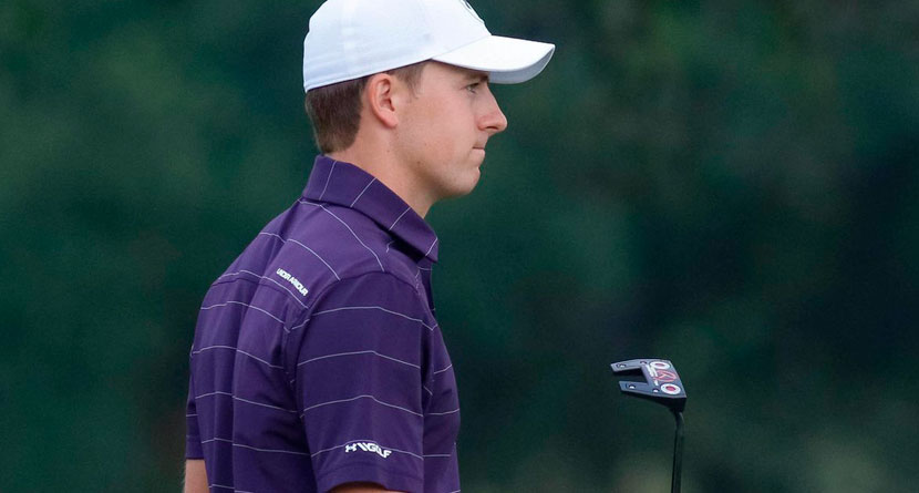 Jordan Spieth Puts New Putter Into Play at Byron Nelson