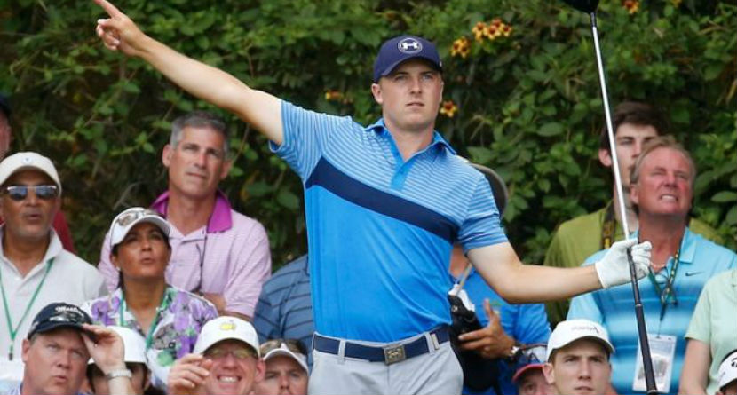 Spieth Blows Up With Quad at Nelson, Misses Cut