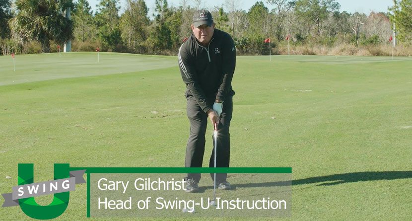 Where Should Your Weight Be When Chipping?