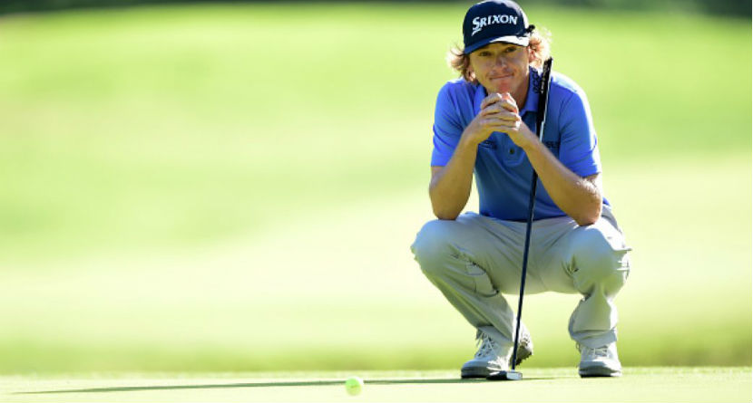 Tour Pro Gets DQ'd Over Rules Issue, Then Doesn't