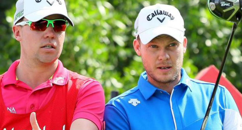 "Willett's Ex-Caddie: Tired of Being a ""Scapegoat"""