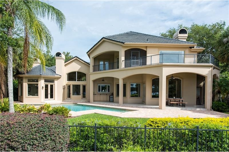 For Sale: Retief Goosen's Lake Nona Mansion – Page 2