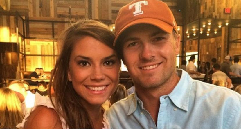 Jordan Spieth Got Engaged on Christmas Eve