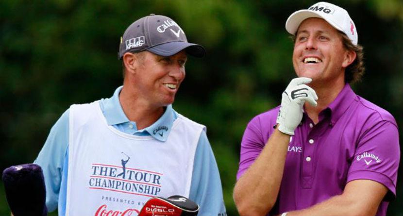 10 Famous Golf Breakups