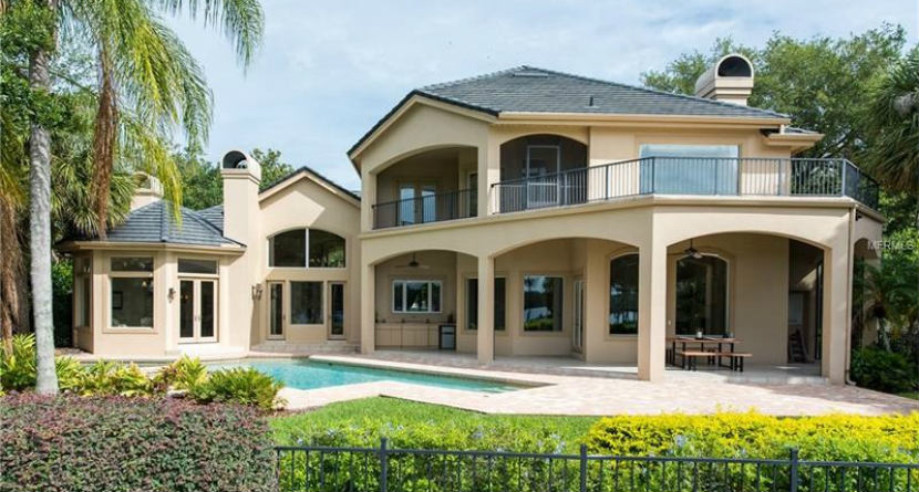 For Sale: Retief Goosen's Lake Nona Mansion