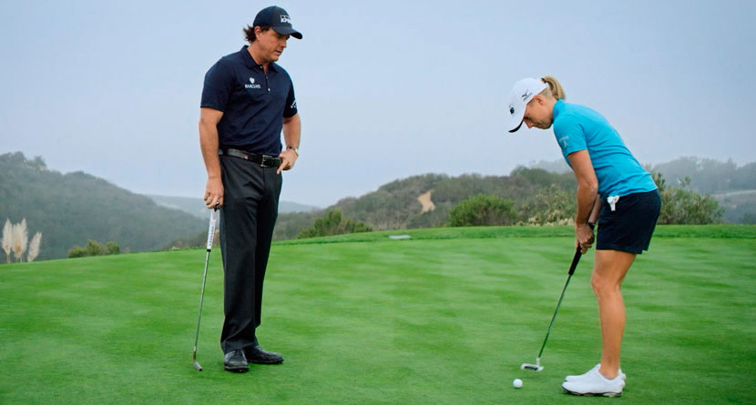 Phil to Compete Against the LPGA Tour's Best