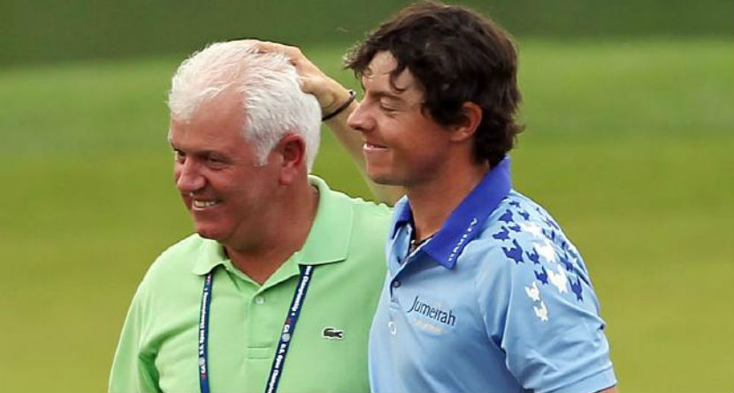 10 Great U.S. Open Moments On Father's Day