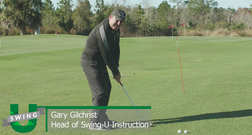Hit Your Wedges Close From 90 Yards