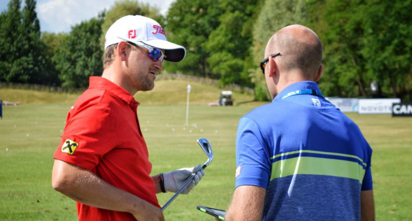 Club Tampering Controversy Emerges on Euro Tour