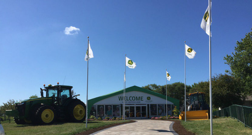 Volunteer Dies During John Deere Preparation