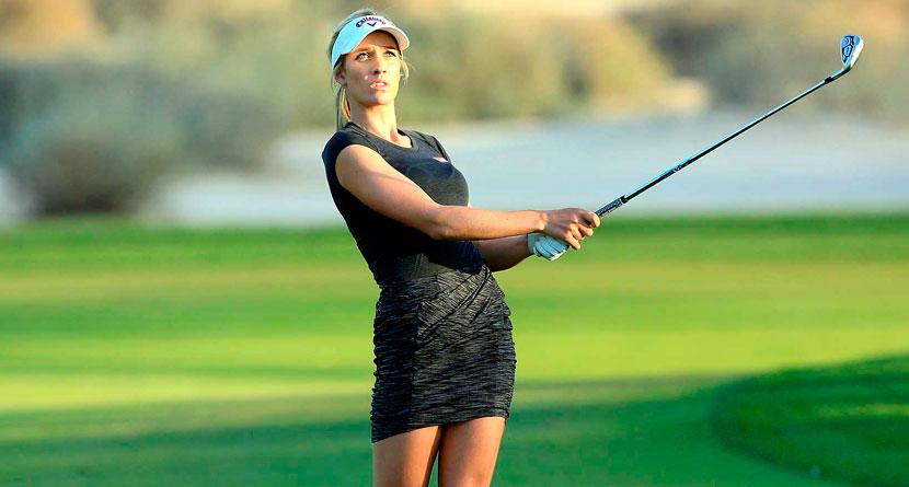 Spiranac' Scathing Indictment of LPGA Dress Code