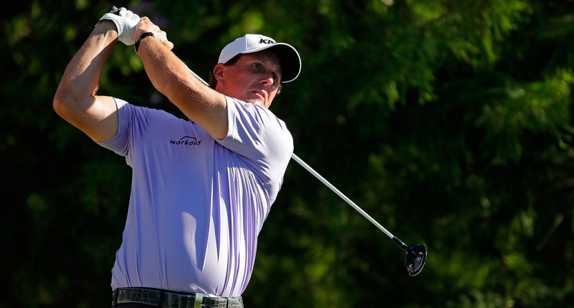 Phil Mickelson Headlines at The Greenbrier Classic