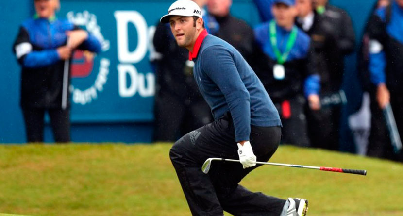 Tools: Jon Rahm's Winning Clubs at the Irish Open