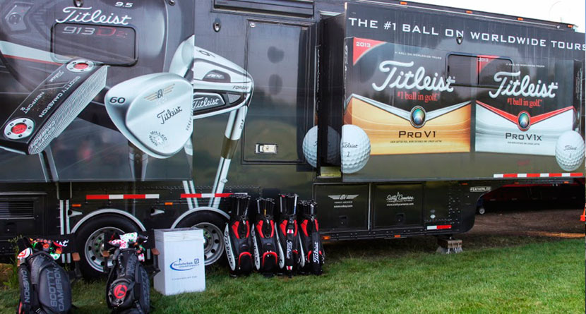 Titleist Suing Lewd Parody Account