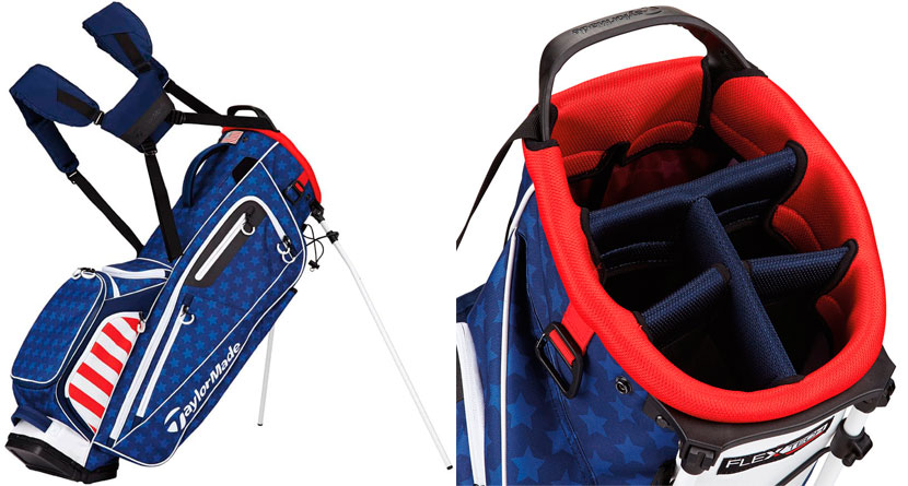 Late Night Online Purchase: FlexTech US Open Stand Bag