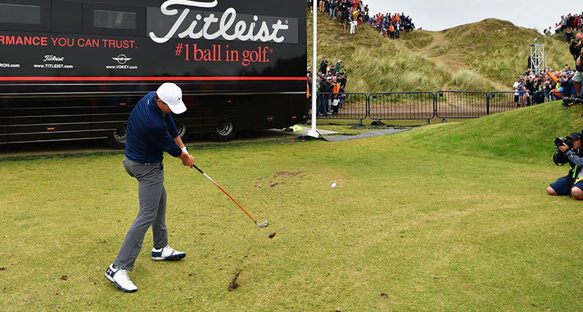 Tools: Spieth's Winning Clubs at The Open