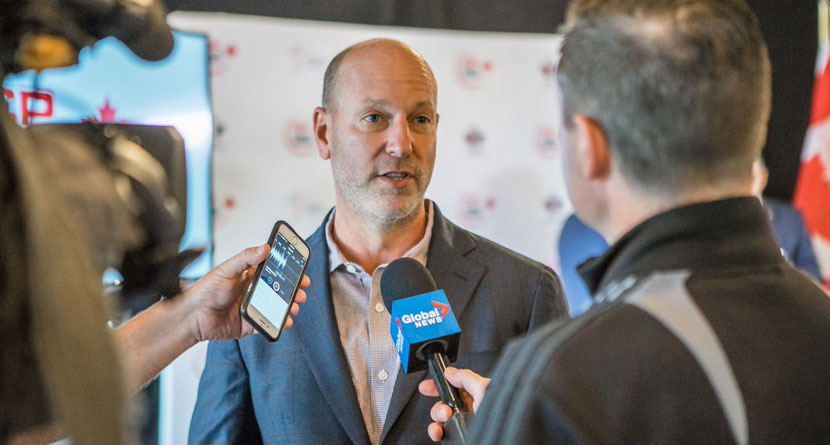 Tournament Director Suspended Mid-Tournament