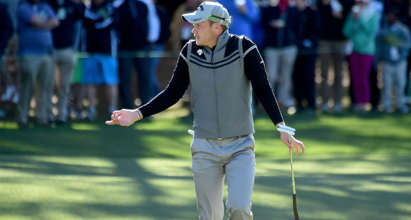 Frustrated Danny Willett Considers Back Surgery