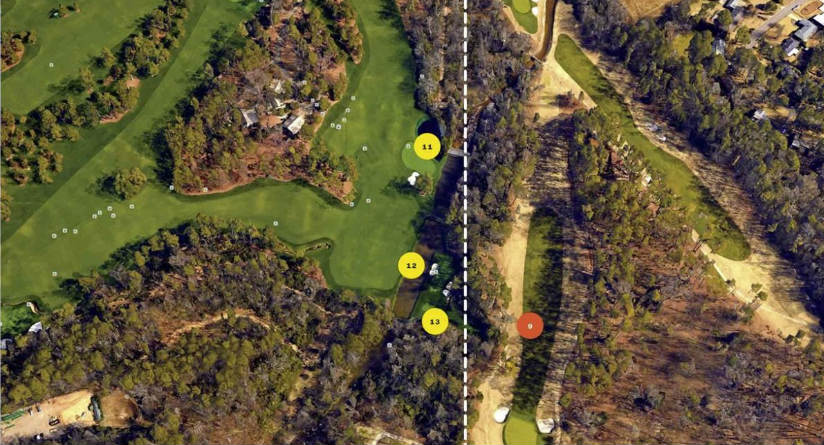 Augusta National Acquires Additional Land