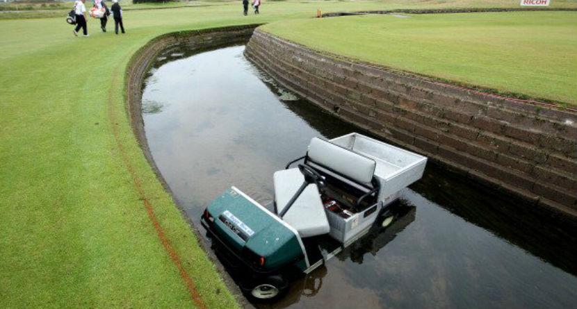 10 Boneheaded Golf Cart Bloopers