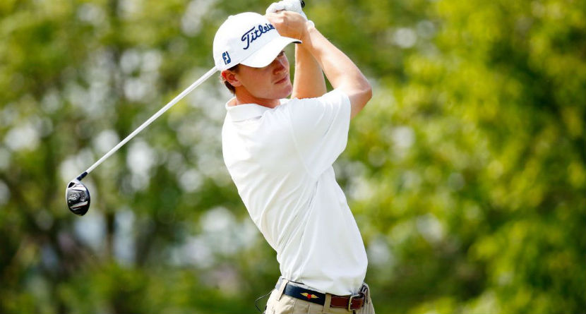 Two Players Painfully DQ'd From U.S. Amateur