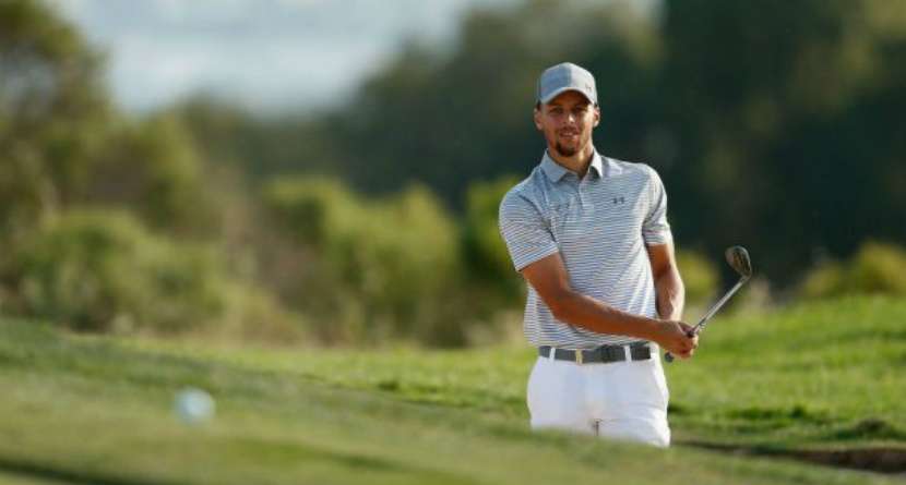 Spieth, Day Praise Steph Curry's Pro Debut