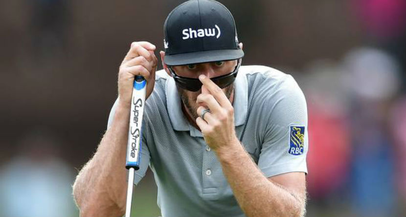 Graham DeLaet Fires Back at Angry Fan