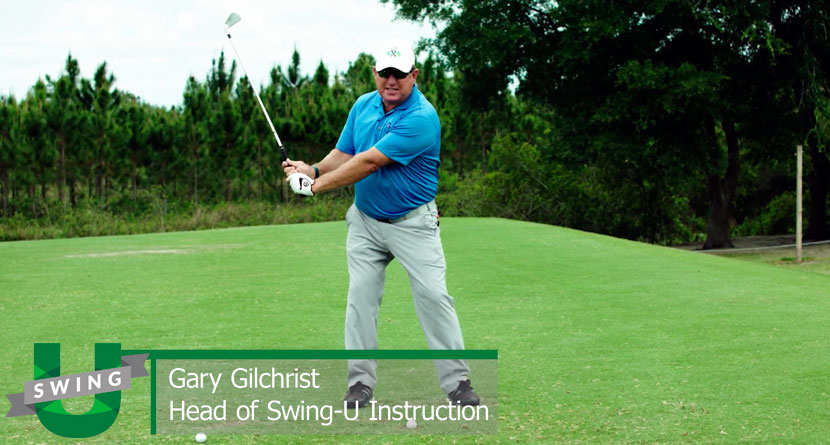 How to Play From a Divot