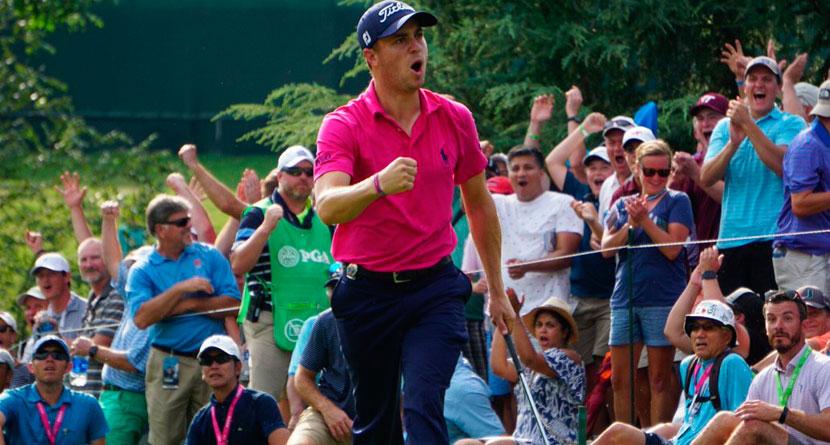 Tools: Justin Thomas' Winning Clubs at the PGA Championship