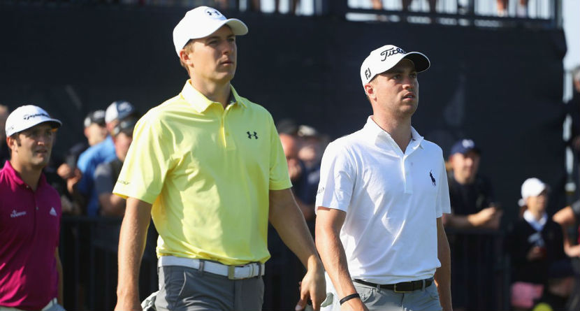 "Justin Thomas on Spieth: ""I Was Very Jealous"""