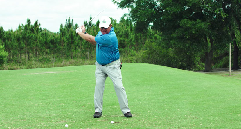 Control Your Ball Flight With A Knockdown Shot