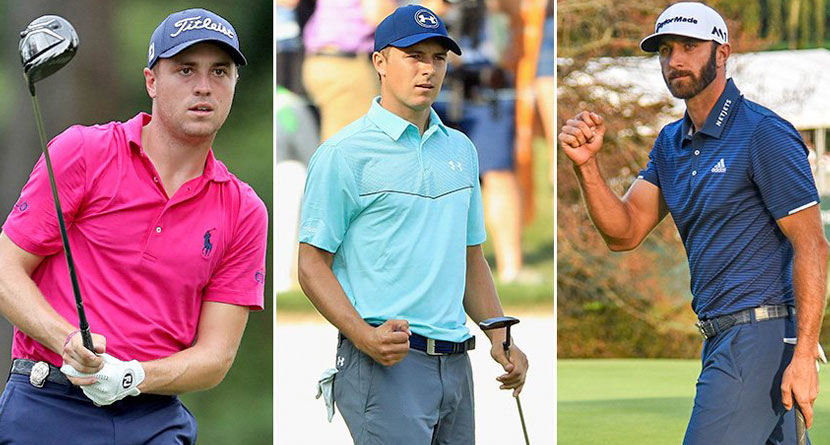 Tour's Top-100 Tee It Up in Boston