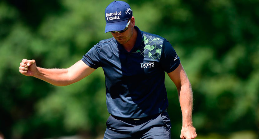 Tools: Henrik Stenson's Winning Clubs at Wyndham