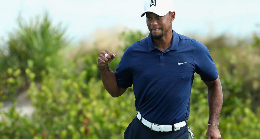 Tiger Woods Cleared to Chip and Pitch by Doctor