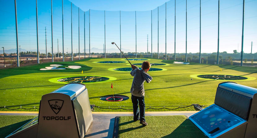 Topgolf Ball Return Malfunction Causes Chaos