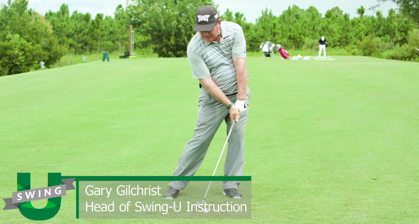Hit Your Irons Farther by Compressing the Ball