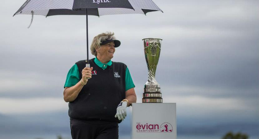 LPGA Resets Scores, Shortens Major to 54 Holes