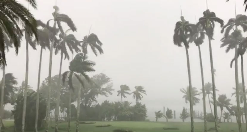 Pros Affected By Hurricane Irma Share Updates