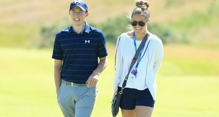 Meet Matt Fitzpatrick's Girlfriend, Lydia Cassada