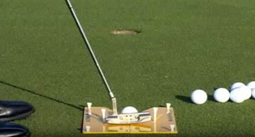 Late Night Online Purchase: #1 Putting Drill