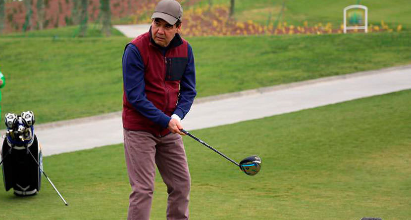 """Dictator Opens Jack Nickalus Course With """"Ace"""""""