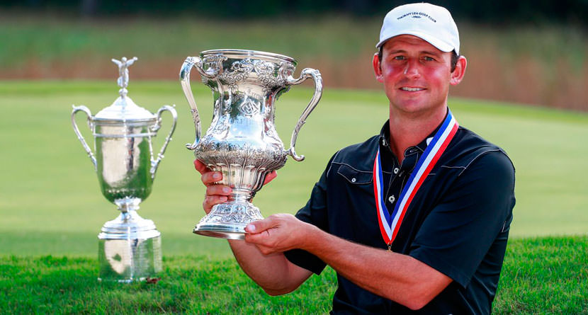 Mid-Am Firefighter Earns Masters, U.S. Open Invites